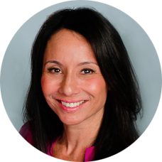 Kim Marinetto, Registered Nurse and Master Aesthetician at Avie MedSpa in Leesburg, Virginia